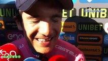 """Tour d'Italie 2019 - Richard Carapaz : """"C'est le plus grand moment de ma vie de sportif !"""""""