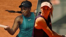 Roland-Garros 2019 : Le résumé de Sloane Stephens - Garbiñe Muguruza