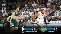 Playoffs Jeep® ÉLITE - 1/2 finale - Match 1 : Lyon-Villeurbanne vs Nanterre