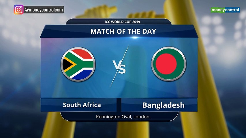 World Cup 2019: Rampant Bangladesh add to South Africa's WC agony