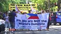 Déchets : les Philippines ne veulent plus traiter les ordures des pays du Nord