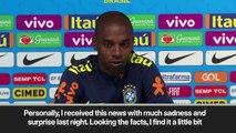 (Subtitled) 'Neymar is innocent' - Fernandinho following rape allegations
