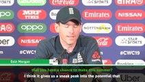 Morgan believes Stokes' wonder catch can help cricket exposure