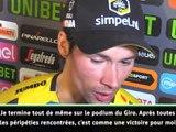 """Giro 2019 - Carapaz : """"Un podium, c'est comme une victoire pour moi"""""""