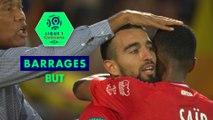 But Naïm Sliti (28ème) / Dijon FCO - Racing club de Lens (3-1) - (DFCO - RC LENS) / 2018-19