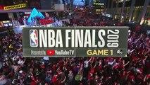 Golden State Warriors vs Toronto Raptors - Game 1 - Full Game Highlights _ 2019 NBA Finals