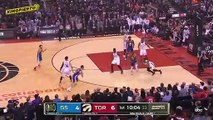 Golden State Warriors vs Toronto Raptors - Game 1 - 1st Qtr Highlights _ 2019 NBA Finals