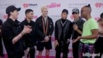 CNCO Talk Making 'Great' Music for Their Upcoming Album | Wango Tango 2019