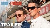 FORD v FERRARI Movie - Matt Damon, Christian Bale