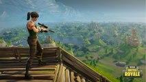 Fortnite Battle Royale - Trailer de gameplay