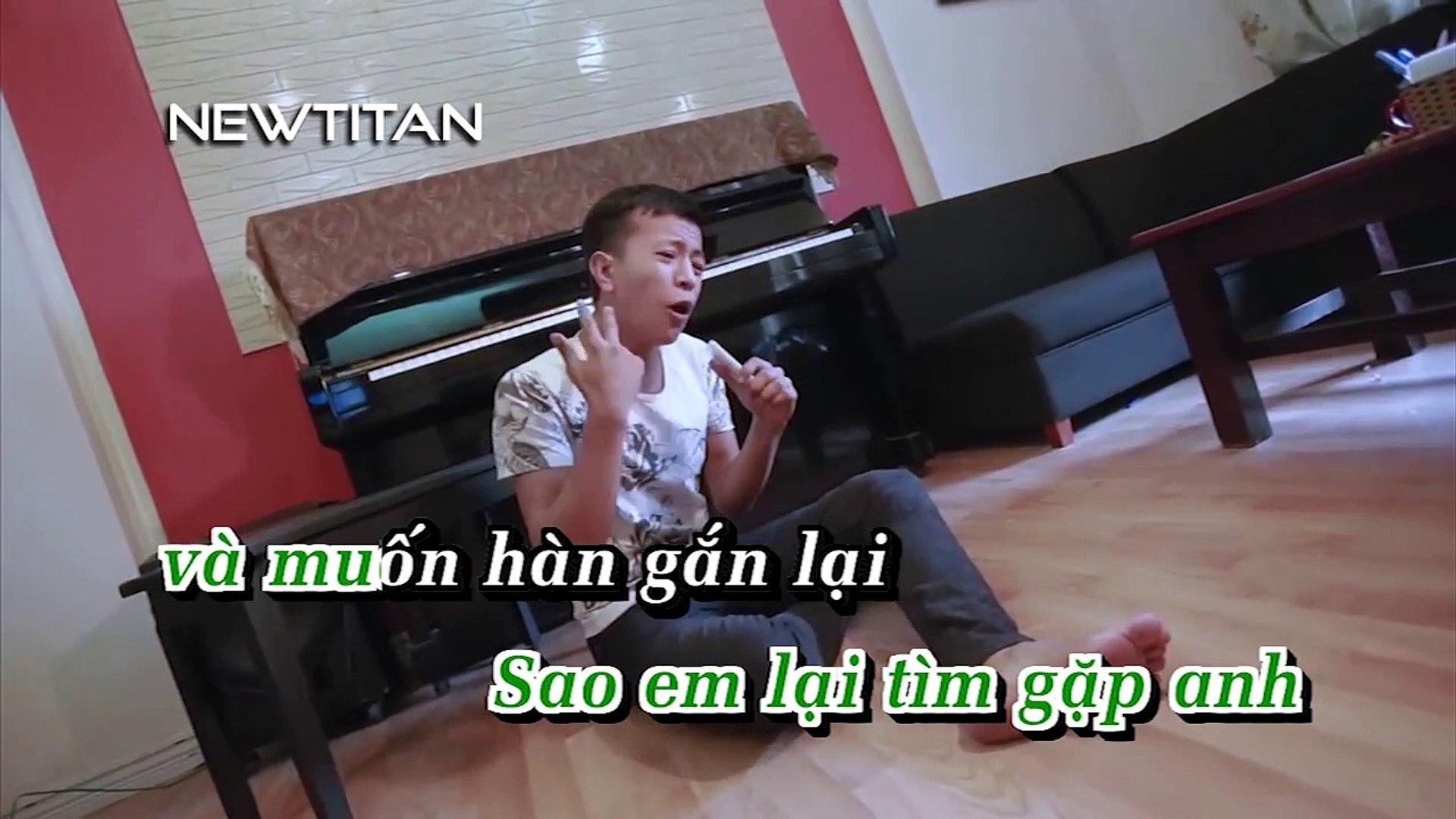 [Karaoke] Anh Đã Bị Lừa - Nguyên Jenda ft. Tuấn Đen, Mạnh Mh [Beat]