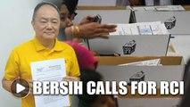 Bersih calls for RCI following aborted tribunal against EC members