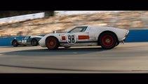 Christian Bale, Matt Damon In 'Ford V. Ferrari' First Trailer