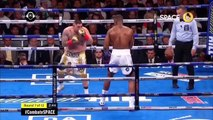 Andy Ruiz Jr has fulfilled his dream against Anthony Joshua