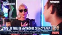 Entre ses lunettes en mégots et sa robe de viande, les tenues mythiques de Lady Gaga sont exposées à Las Vegas