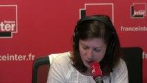 Cécile Marcel, de l'Observatoire international des prisons, répond aux questions de Mathilde Munos