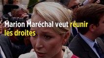 Marion Maréchal veut réunir les droites, pour défendre « le conservatisme »