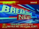 Home Minister Amit Shah Holds High Level Meet On Security In Delhi | NewsX