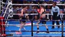 Katie Taylor vs Delfine Persoon (01-06-2019) Full Fight