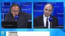"""Pour Jean-François Copé, la démission de Laurent Wauquiez était """"inévitable"""""""