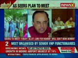 Subramanian Swamy Writes To PM Narendra Modi: Allocate Ayodhya Land For Ram Temple