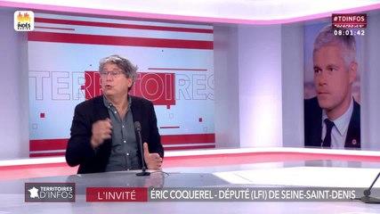 Eric Coquerel - Public Sénat lundi 3 juin 2019