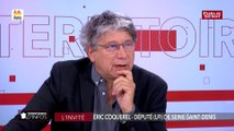 La France insoumise « est dans un creux de la vague », estime Éric Coquerel