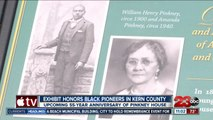 Exhibit at Kern County Museum honors historic Black family