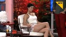 Descuidos de Mujeres en Programas de Televisión - Los Mejores Cruces de Piernas en Toc Show