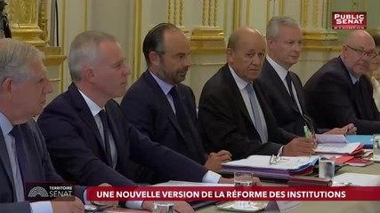 Raymond Vall - Public Sénat lundi 3 juin 2019