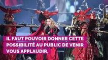 """Jeanne Mas tacle Madonna qui vend ses places de concert à 400 euros : """"Il faut rester raisonnable"""""""