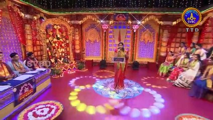 App Special Song-Chalu Jalu Vadu ,Nayana Nayar  _ EP 139 _ 25-05-19 _ SVBC TTD
