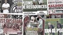 Mohamed Salah affole le marché des transferts, les bannis du Real Madrid préparent la saison prochaine