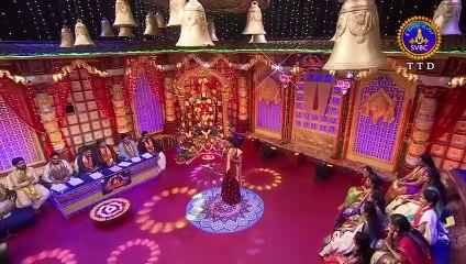App Special Song-Neevu Vinthavadavu, Ramya Behara _ EP 140 _ 26-05-19 _ SVBC TTD