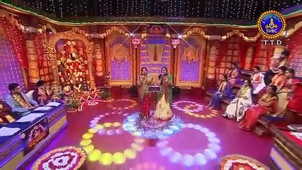 App Special Song-Vaddhannajalamu,Harini & Sahithi Chaganti  EP 139 _ 25-05-19 _ SVBC TTD