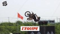 Tom Pagès en or sur le «best whip» des X Games de Shanghaï - Adrénaline - Moto FMX