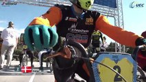 2019 UEC BMX European Cup   Highlights Day 2 - Sarrians (Fra). Part 2