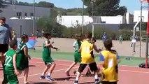Des dizaine de basketteurs ont rivalisé d'adresse sur les terrains du CEC d'Istres.