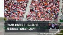 Formule 1 : le programme TV du Grand Prix du Canada 2019