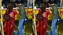 Ranbir Kapoor Kisses on Alia Bhatt's hand; Check Out | FilmiBeat