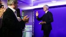 Laurent Wauquiez quitte la présidence des Républicains, sa décision fait réagir