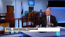 """L'État français """"louvoyant"""" après la condamnation à mort de 9 jihadistes français en Irak"""