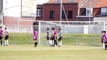 Championnat U14 pré-D1.  TOURCOING US - LAMBERSART : 3 - 1  (2-1)