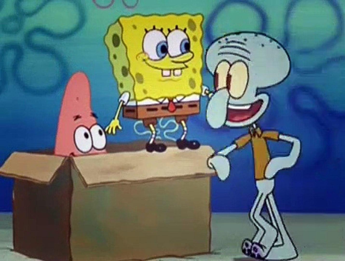 SpongeBob SquarePants S03E08 The Idiot Box