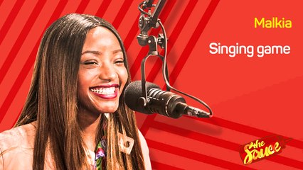 Singer Malkia Tests Her Local Hits Knowledge In Saucey Singing Game | The Sauce