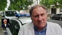 """Gérard Darmon ému par une surprise de Gérard Depardieu dans """"20h30 le dimanche"""""""