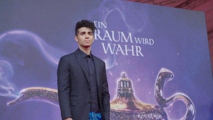 aladdin actor mena massoud suing tesla after car crash