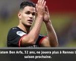 Rennes - Ben Arfa quitte le club
