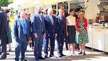 La reina Letizia inaugura la Feria del Libro 2019