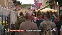 Débarquement du 6 juin 1944 : forte affluence dans le Calvados